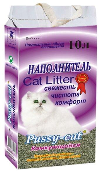 Pussy-Cat Комкующийся (10 л)