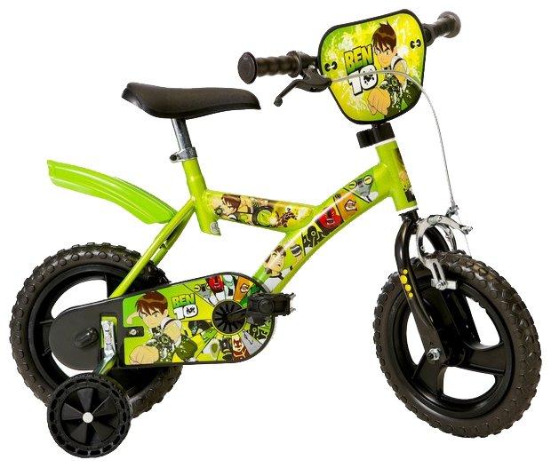 Детский велосипед Dino 123 GLN-B10 Ben10