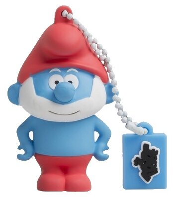 Флешка Tribe Papa Smurf 8GB