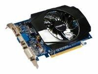 GIGABYTE Видеокарта GIGABYTE GeForce 210 475Mhz PCI-E 2.0 1024Mb 800Mhz 128 bit DVI HDMI HDCP