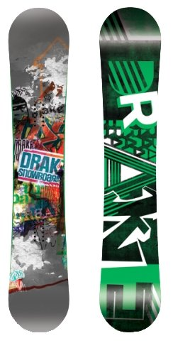 Сноуборд Drake Snowboards Urban (13-14)