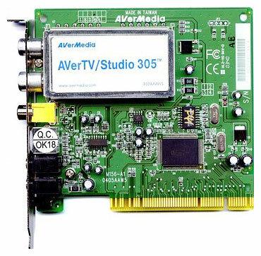AVerMedia Technologies AVerTV Studio 305