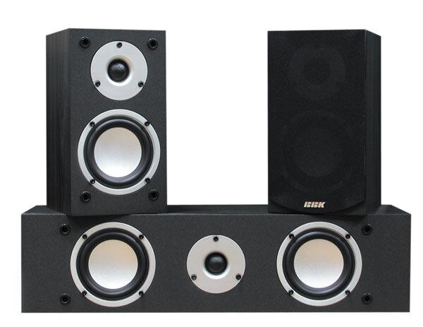 Комплект акустики BBK FHS-MS-3 / FHS-MC-3