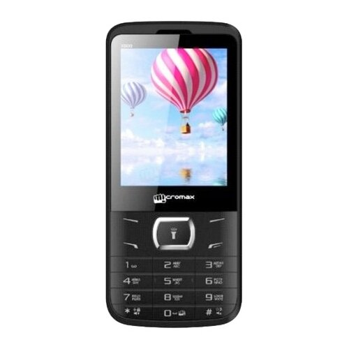 Купить Телефон Micromax X800 черный