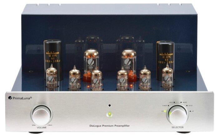 Предварительный усилитель PrimaLuna DiaLogue Premium Preamplifier