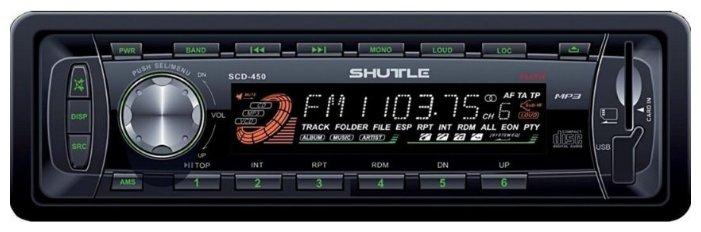 Автомагнитола Shuttle SCD-450