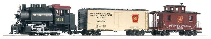 """PIKO Стартовый набор """"Грузовой поезд Пенсильвания"""", серия Hobby, 37103, G (1:22.5)"""