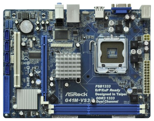 ASRock G41M-VS3 R2.0