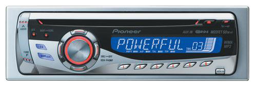 Pioneer DEH-P40MP