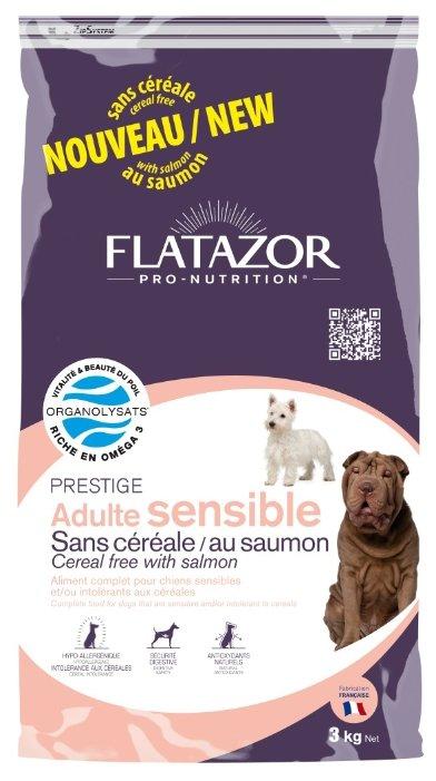Корм для собак Flatazor Prestige Adulte Sensible salmon (3 кг) 3 шт.