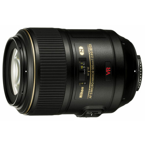 Фото - Объектив Nikon 105mm f/2.8G IF-ED AF-S VR Micro-Nikkor бленда flama hb 18 для объектива nikon af 28 105mm d zoom