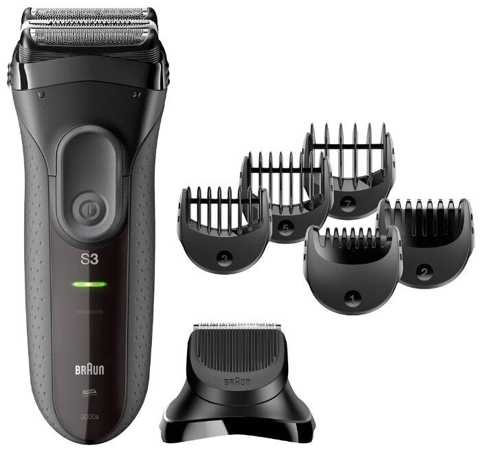 Braun Электробритва Braun 3000BT Series 3 Shave&Style