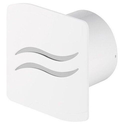 Вытяжной вентилятор Awenta S-Line WSB100H, белый 10 Вт
