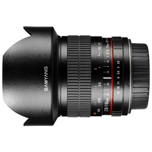 Объектив Samyang 10mm f/2.8 ED AS NCS CS Micro 4/3 Объективы