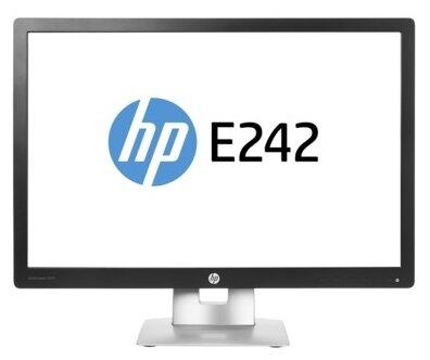 Сравнение с HP EliteDisplay E242