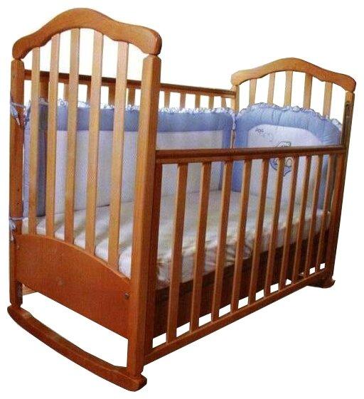 Кроватка Верес Соня ЛД-7 (с ящиком)