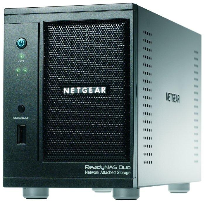 Сетевой накопитель (NAS) NETGEAR RND2000-100RUS