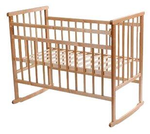 Кроватка Мой малыш 2 (качалка)