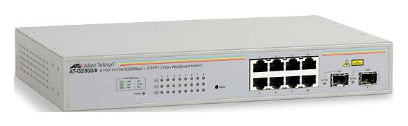 Allied Telesis Коммутатор Allied Telesis AT-GS950/8