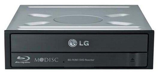 LG Оптический привод LG CH12NS30 Black