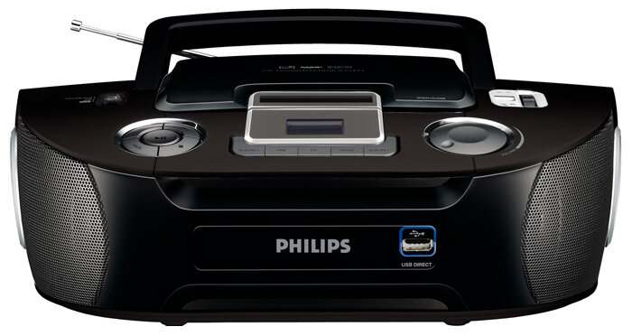 Philips Магнитола Philips AZ 1834