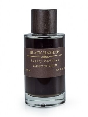 Luxury Perfumes Black Hashish