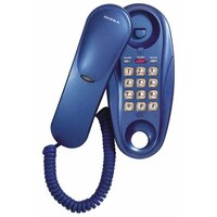 Телефон Supra stl-112 blue .