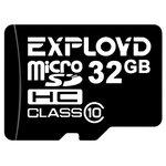 Карта памяти EXPLOYD microSDHC Class 10