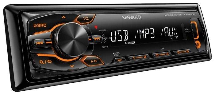 Автомагнитола KENWOOD KMM-100AY