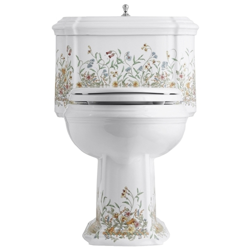 Унитаз KOHLER English Trellis K-14261-FL-0
