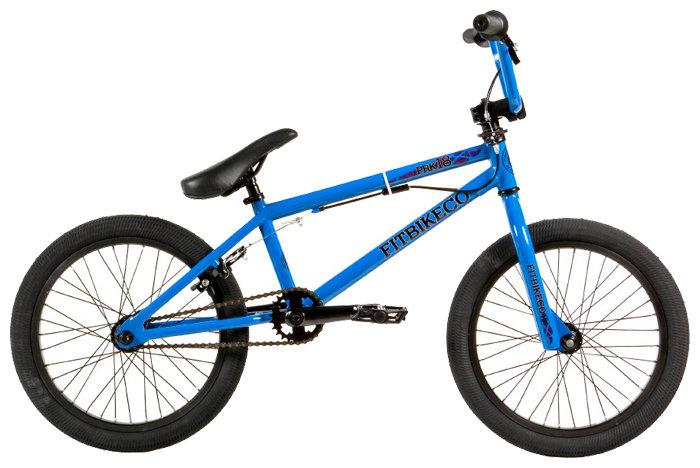 Подростковый велосипед Fitbikeco PRK 18 (2009)