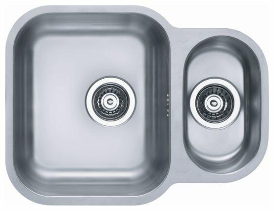 Врезная кухонная мойка ALVEUS Duo 70