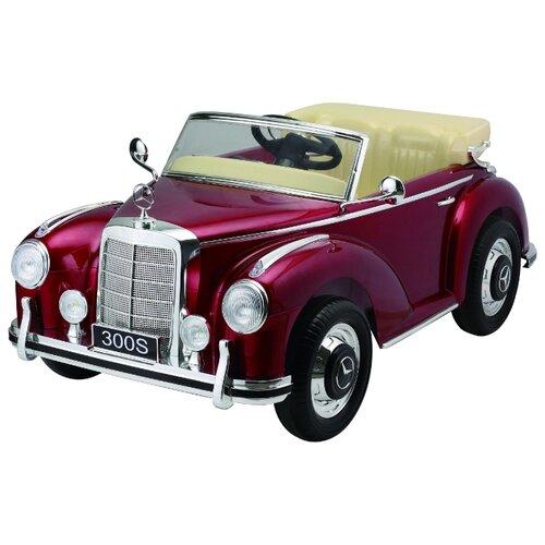 Купить RiverToys Автомобиль Mercedes-Benz S300, red, Электромобили