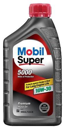 MOBIL Super 5000 10W-30 0.946 л