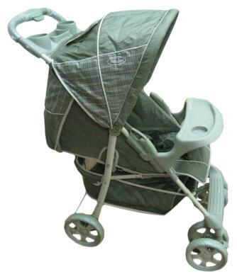 Прогулочная коляска Baby Care Voyager