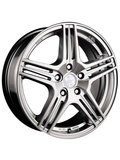 Racing Wheels H-414 6.5x15 5x100 ET 35 Dia 67.1 BK F/P - фото 1