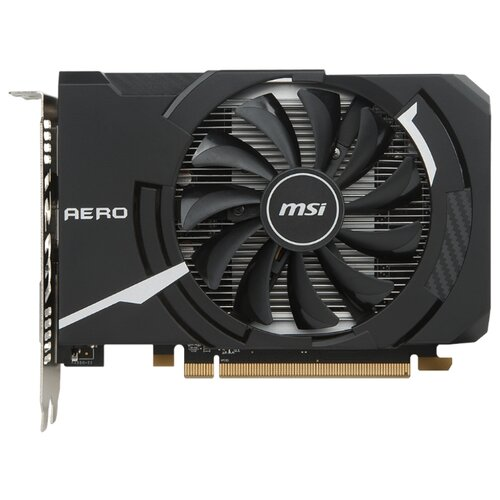 Видеокарта MSI Radeon RX 550 1203Mhz PCI-E 3.0 4096Mb 6000Mhz 128 bit DVI HDMI HDCP Aero ITX OC Retail