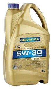 Моторное масло Ravenol FO SAE 5W-30 5 л