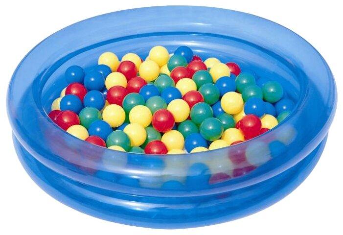 Детский бассейн Bestway 2-Ring 51085