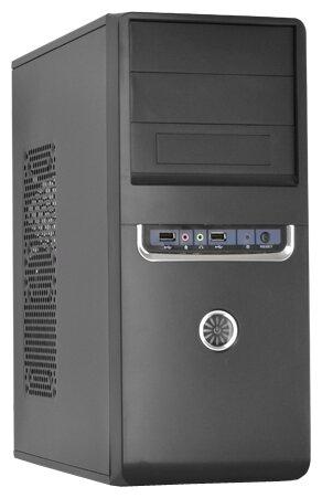 FOX Компьютерный корпус FOX 2801BS 450W Black/silver