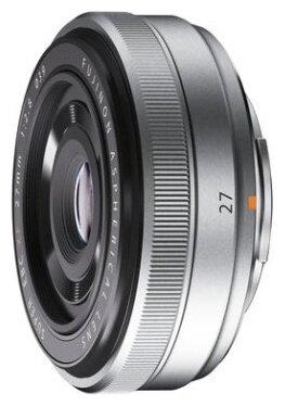 Fujifilm Объектив Fujifilm XF 27mm f/2.8