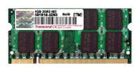Оперативная память 2 ГБ 1 шт. Transcend TS256MSQ64V8U