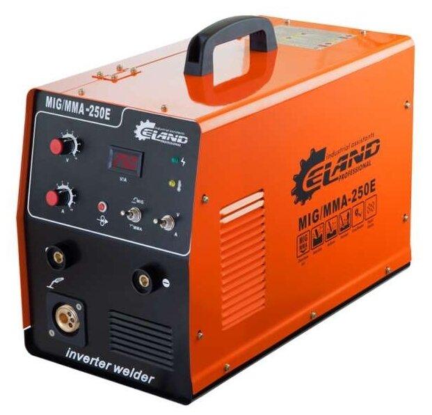 Сварочный аппарат ELAND MIG/MMA-250E