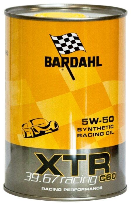 Bardahl XTR C60 Racing 39.67 5W-50 1 л