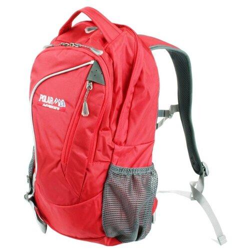 Рюкзак POLAR П1521 23 красныйРюкзаки<br>