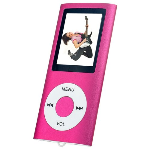 Плеер Perfeo Music I-Sonic розовый плеер perfeo vi m001 music clip titanium purple