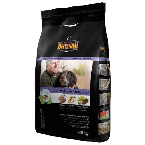 Корм для собак Belcando (5 кг) Senior Sensitive для собак пожилого возраста с нормальной активностьюКорма для собак<br>