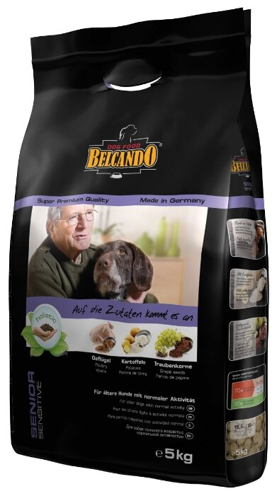 Корм для собак Belcando (5 кг) Senior
