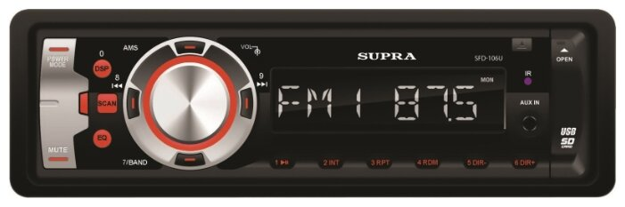 SUPRA SFD-106U