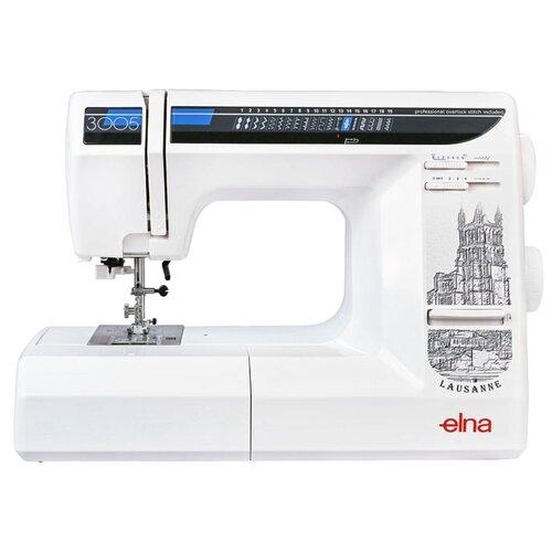 Швейная машина Elna 3005 швейная машина elna excellence 680